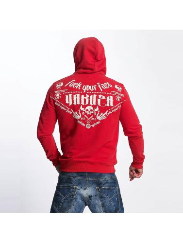 Yakuza Herren Hoody F.W.F. in rot