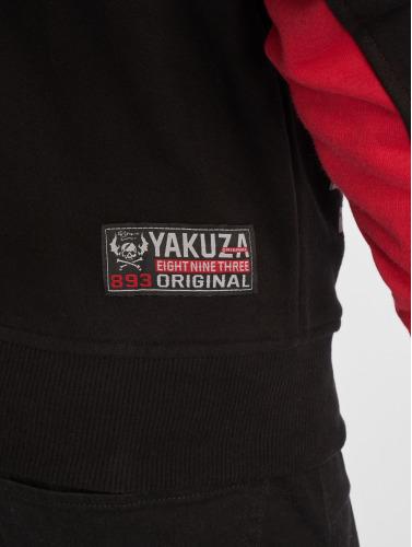 Yakuza Herren Hoody Chockin Victim in schwarz