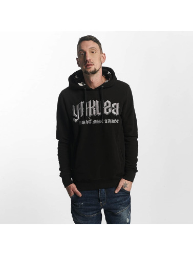 Yakuza Herren Hoody Undead in schwarz