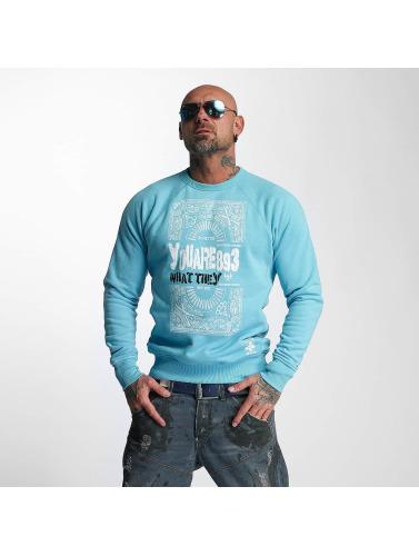 Yakuza Hombres Jersey No Matter in azul