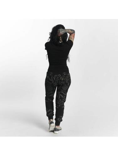 Yakuza Damen Jogginghose Sick N Fuck in schwarz