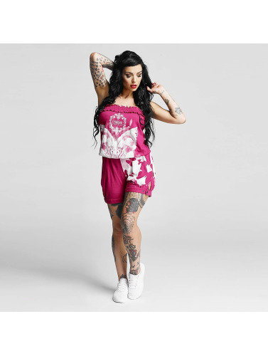 Yakuza Damen Jumpsuit Butterfly in pink Wo Niedrigen Preis Kaufen Spielraum Beste Geschäft Zu Bekommen Alle Größen Spielraum Footlocker Bilder Schnelle Lieferung Günstig Online Xu43AiD