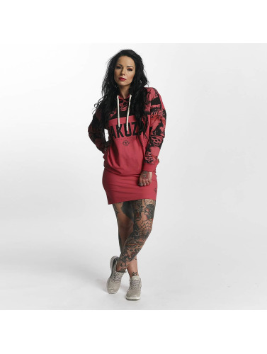 Yakuza Damen Kleid Sick N Fuck in rosa