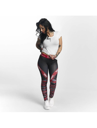 Yakuza Damen Legging Military Lady Sports in camouflage