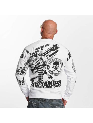 Yakuza Herren Pullover Armory in weiß