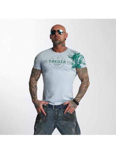 Freies Verschiffen Zahlen Mit Paypal Verkauf Besuch Yakuza Herren T-Shirt Yent in grau Verkauf Sehr Billig Jpmyv