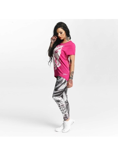 Yakuza Damen T-Shirt All Thats Left Limid in pink
