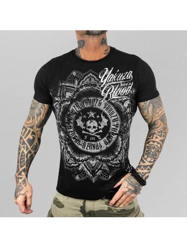 Yakuza Herren T-Shirt Inked in Blood in schwarz
