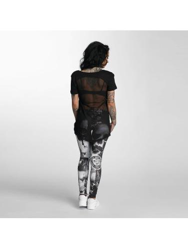 Yakuza Damen T-Shirt Sharp Knife Limpid in schwarz
