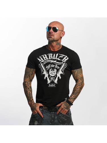 Yakuza Herren T-Shirt Armed Society in schwarz