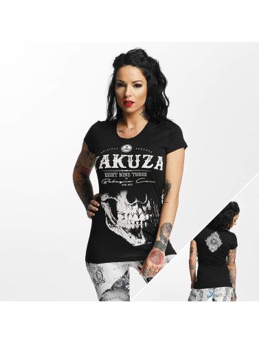 Suche Nach Günstigem Preis Yakuza Damen T-Shirt Daily Skull in schwarz Freies Verschiffen Niedrigsten Preis zsCCpV