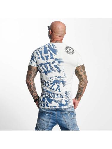 Yakuza Herren T-Shirt Club in türkis