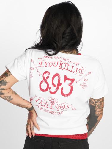 Yakuza Damen T-Shirt Kill Me in weiß Günstig Kaufen Manchester Großen Verkauf FM46XKeym2