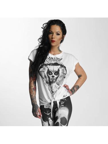 Yakuza Damen T-Shirt Siren Knot in weiß