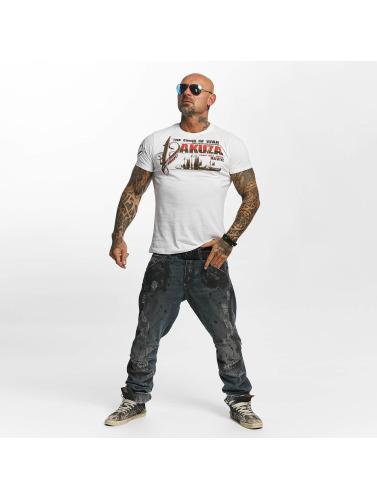 Yakuza Herren T-Shirt Havoc in weiß