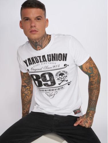 Yakuza Herren T-Shirt 893 Union in weiß