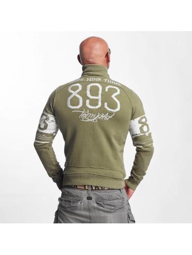 Hohe Qualität Günstiger Preis Yakuza Herren Übergangsjacke Skull Label in grün Verkauf Erkunden Preiswerte Neue Ankunft 4XuB8eVgxB