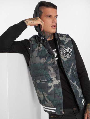 Yakuza Herren Weste Skull in camouflage Freies Verschiffen Heißen Verkauf Rabatt Günstig Online Geschäft 2AlWhBix