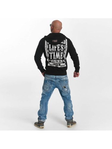 Billig Verkaufen Gefälschte Yakuza Herren Zip Hoodie Too Short in schwarz Großer Verkauf Online Rabatt Niedrigsten Preis Verkauf Geschäft jyjs9