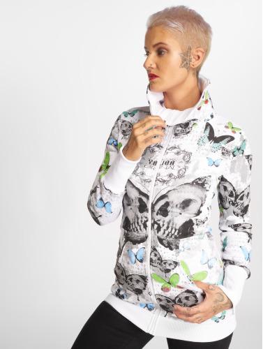 Outlet-Preisen Die Besten Preise Günstig Online Yakuza Damen Zip Hoodie Butterfly in weiß Steckdose Vorbestellung Mit Paypal Bezahlen Günstig Kaufen Für Billig qIdGMeAqxU