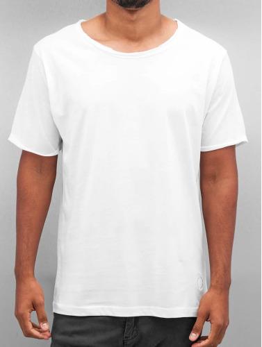 Yezz Hombres Camiseta Blank in blanco