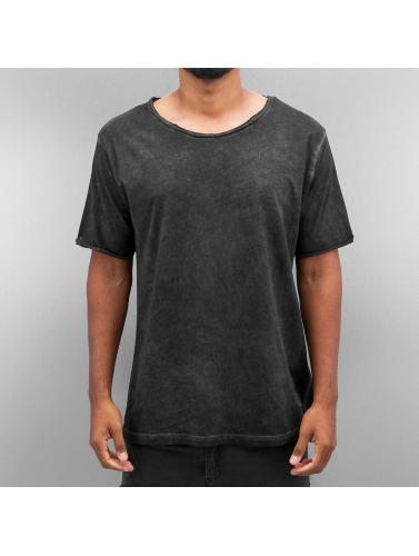 Yezz Herren T-Shirt Washed in grau