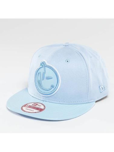 Yums Snapback Cap Jordan Classic in blau