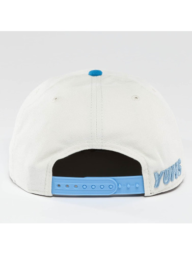 Yums Snapback Cap Classic Outline in grau