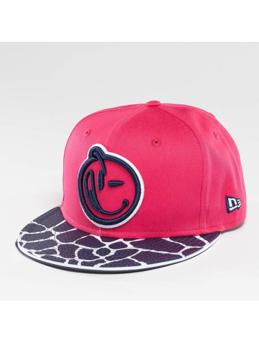 Yums Snapback Cap Era Giraffe A in pink
