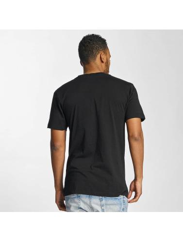 Yums Herren T-Shirt Rocket Boy in schwarz