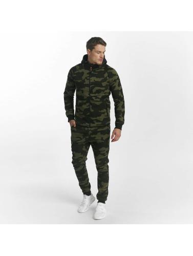 Zayne Paris Men In Camouflage Suit Paris