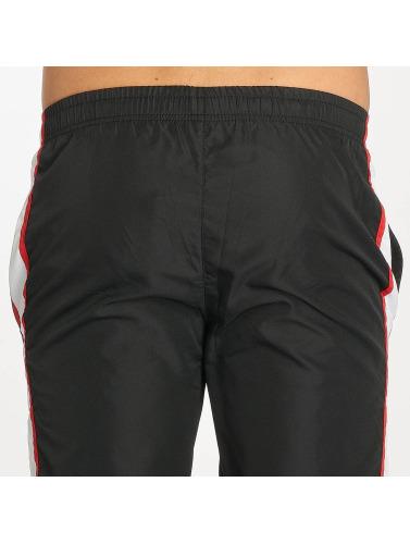 Zayne Paris Herren Shorts Stripe in schwarz
