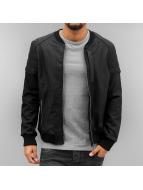 2Y Демисезонная куртка Waxed черный