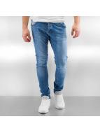 2Y Облегающие джинсы Boris синий