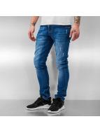 2Y Облегающие джинсы Merzig синий