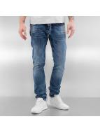 2Y Облегающие джинсы Alenas синий