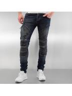 2Y Облегающие джинсы Derry синий