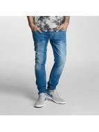 2Y Облегающие джинсы Meerut синий
