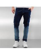 2Y Morley Antifit Jeans Blue
