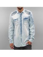 2Y Camicia Jaxon blu
