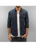 2Y Camicia Eli blu