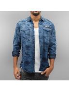 2Y Camicia Jace blu