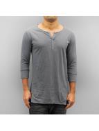 2Y Camiseta de manga larga Slough gris