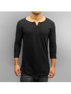 2Y Camiseta de manga larga Slough negro