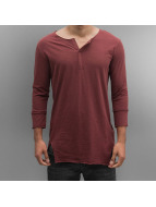 2Y Camiseta de manga larga Slough rojo