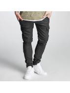 2Y Chino bukser Pain svart