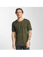 Cuts T-Shirt Khaki...