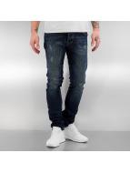 Glasgow Skinny Jeans Blu...