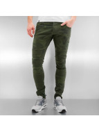 2Y Jean skinny Faro camouflage