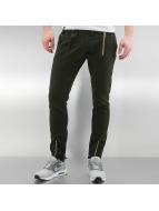 2Y Bolton Skinny Jeans Khaki